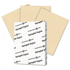 Springhill 096000 Digital Vellum Bristol Color Cover