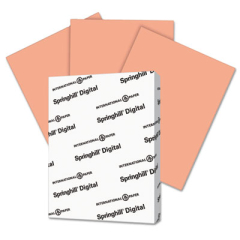 Springhill 085300 Digital Index Color Card Stock