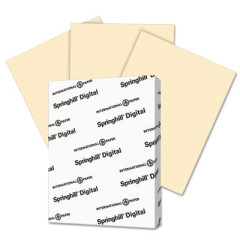 Springhill 056300 Digital Index Color Card Stock