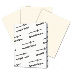 Springhill 097000 Digital Vellum Bristol Color Cover