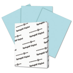 Springhill 025300 Digital Index Color Card Stock