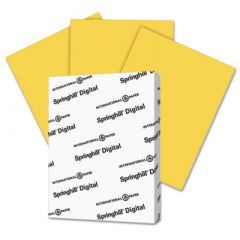 Springhill 086008 Digital Vellum Bristol Color Cover