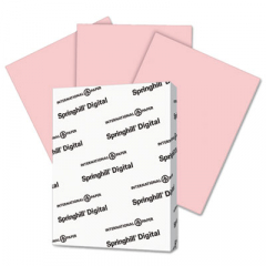 Springhill 076000 Digital Vellum Bristol Color Cover