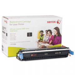Xerox 006R01313 Replacement Toner for C9730A (645A), Black