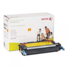 Xerox 006R01340 Replacement Toner for Q6472A (502A), Yellow