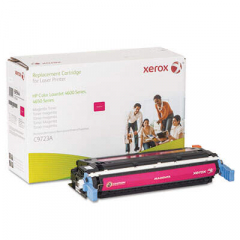 Xerox 006R00944 Replacement Toner for C9723A (641A), Magenta