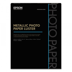 Epson S045596 Professional Media Metallic Luster Photo Paper