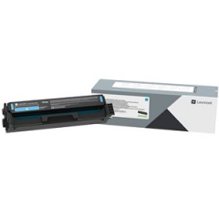 Lexmark 20N0H20 Cyan Toner Cartridge