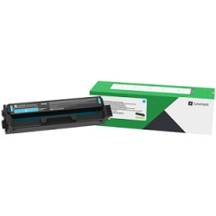 Lexmark 20N1HC0 Cyan Toner Cartridge