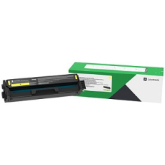 Lexmark 20N1HY0 Yellow Toner Cartridge