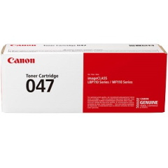 Canon 047 Black Toner Cartridge