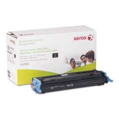 Xerox 006R01410 Replacement Toner for Q6000A (124A), Black
