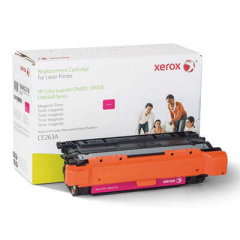 Xerox 106R02218 Replacement Toner for CE263A (648A), Magenta