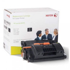 Xerox 106R02632 Replacement High-Yield Toner for CE390X (90X), 25400 Page Yield, Black