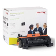 Xerox 106R02631 Replacement Toner for CE390A (90A), 10000 Page Yield, Black