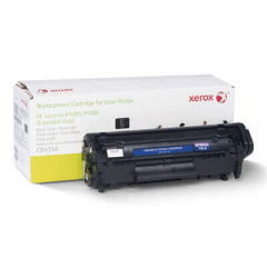 Xerox 106R02274 Replacement Extended-Yield Toner for Q2612A (12A), Black