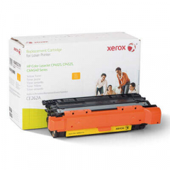 Xerox 106R02219 Replacement Toner for CE262A (648A), Yellow