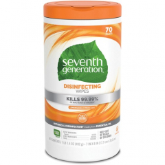 Seventh Generation Disinfecting Wipes 6-Pack