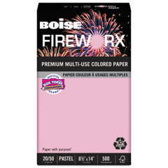 Boise MP2204PK FIREWORX Premium Multi-Use Colored Paper