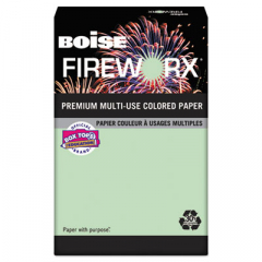 Boise MP2207GN FIREWORX Premium Multi-Use Colored Paper