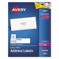 Avery 5161 Labels