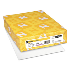 Neenah 06571 CLASSIC Laid Stationery Writing Paper