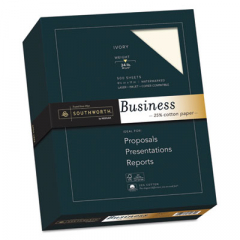 Southworth 404IC 25% Cotton Business Paper