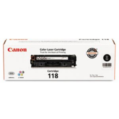 Canon 118 Black Toner Cartridge