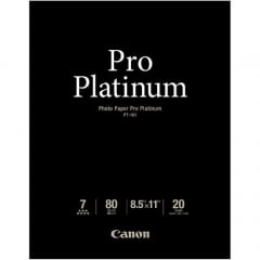 Canon 2768B022 Pro Platinum Photo Paper