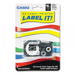 Casio XR118BKS Tape Cartridge