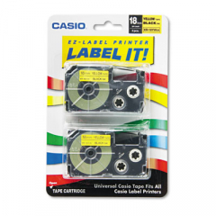 Casio XR18YW2S Tape Cartridge