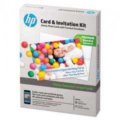 HP K6B84A Card & Invitation Kit