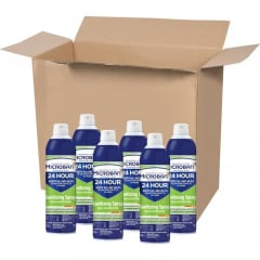 Microban Professional Sanitizing Spray 6-Pack