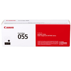 Canon 055 Black Toner Cartridge