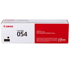 Canon 054 Black Toner Cartridge