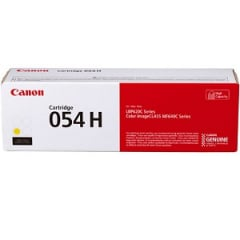 Canon 054H Yellow Toner Cartridge