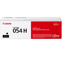 Canon 054H Black Toner Cartridge