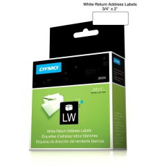 Dymo 30330 Return Address Labels