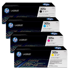 HP 305 Toner Cartridge Set
