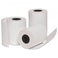 Universal 35773 Deluxe Direct Thermal Printing Paper Rolls