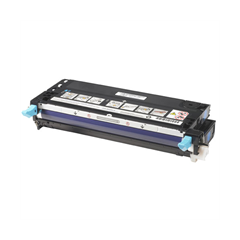 Compatible Dell 310-8397 Cyan High Yield Toner Cartridge
