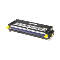 Compatible Dell 310-8401 Yellow High Yield Toner Cartridge
