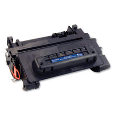 Troy 0281350500 90A MICR Toner, Alternative for CE390A, Black
