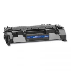Troy 0281550500 80A MICR Toner, Alternative for HP CF280A, Black