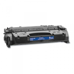 Troy 0281551500 80X High-Yield MICR Toner, Alternative for HP CF280X, Black
