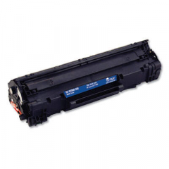 Troy 0282000500 78A MICR Toner, Alternative for HP CE278A, Black