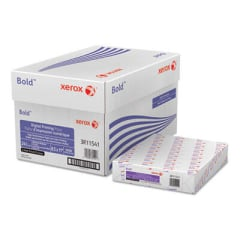 Xerox Bold Digital Printing Paper, 98 Bright, 3-Hole, 24lb, 8.5 x 11, White, 500 Sheets/Ream, 10 Rea
