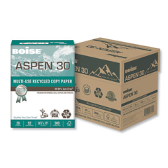 Boise 054901JR ASPEN Multi-Use Recycled Paper