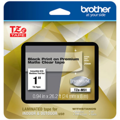 Brother TZEM51 Tape