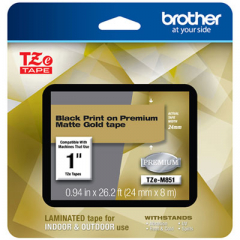 Brother TZEM851 Tape